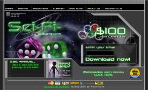 Sci fi casino bonus quick money gambling